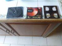 DVD/CD BLANK EMPTY CASES