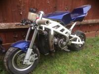 Mini moto blata b1 rep