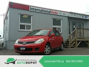 2008 Nissan Versa SL | CRUISE | ALLOYS | PWR GROUP
