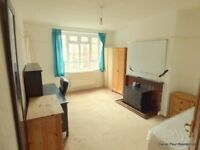 £155 per week, per student. Total rent for the flat £465pw. Flat located at SW6 5TB.