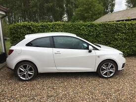 SEAT Ibiza 1.6 TDI CR Sport SportCoupe 3dr