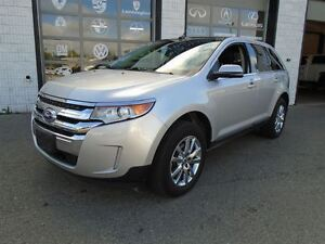 2013 Ford Edge limited Panaramic roof, Navigation, Blind spot mo
