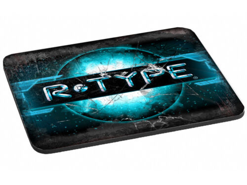 R-TYPE+Themed+Mouse+Mat+-+Awesome+Rustic+Look+Retro+Gaming+%28132%29