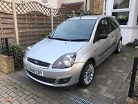 Ford Fiesta car/van 1.4 tdci 2008