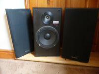 Pair of Technics 2 Way Speakers