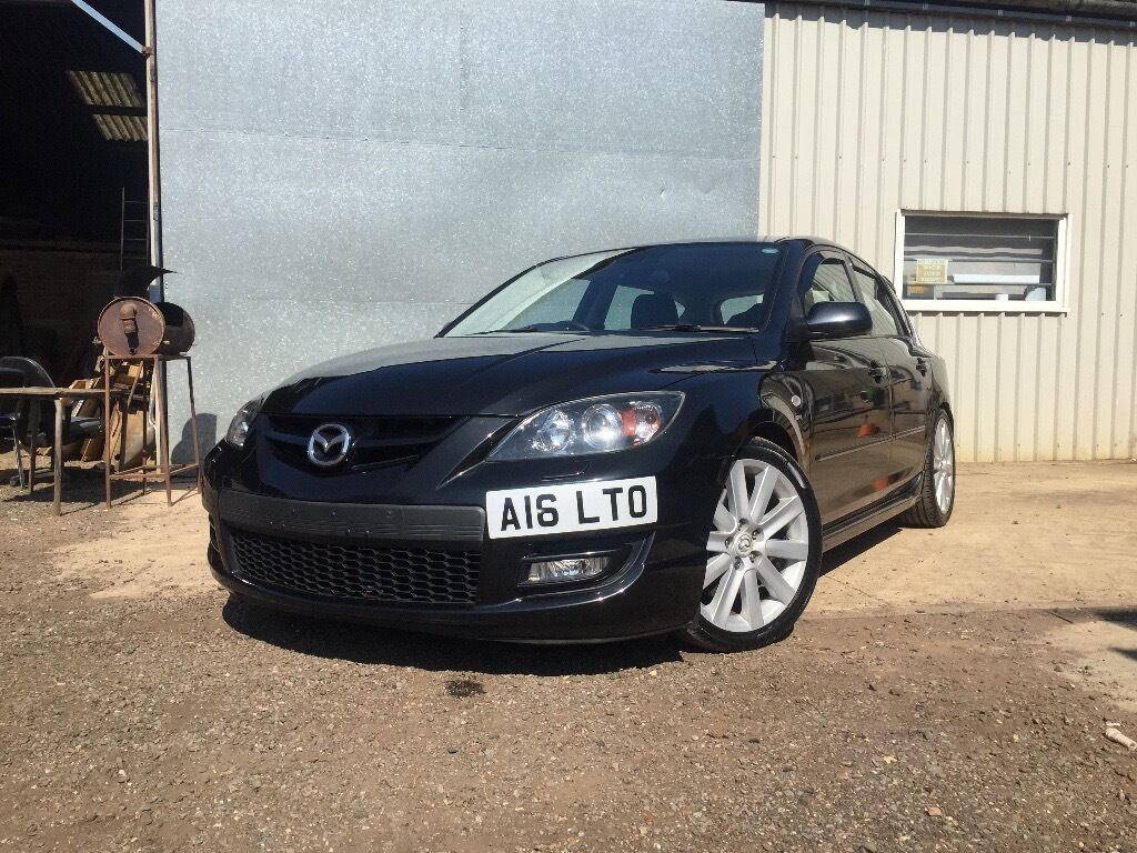 2007 mazda 3 mps sport | in luton, bedfordshire | gumtree