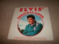 ELVIS' CHRISTMAS ALBUM-CDS.1155(EX/EX)-1970 RECORDED VINYL LP