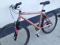 Klein pulse old school mountain bike bicycle - project rare pashley brompton