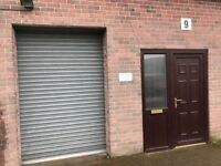 Small INDUSTRIAL ¦ WORKSHOP ¦ STORAGE UNIT - TO LET *no rates*