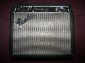 Fender Frontman 15G Guitar Combo Amp / Amplifier.