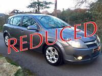Great Economy !!!! Vauxhall Astra 1.7 CDTI (100) SXI 5dr + 2 Owners + FSH + New MOT + Warranty