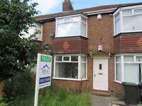 2 bed ground floor flat, Deanham Gardens, Fenham, NE5 2JD