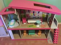 Wooden ELC doll house