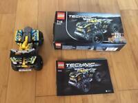 Lego Technic pull back quad bike 42034