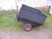 tippin trailer