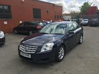 2007 Cadillac BLS Diesel Good Condition with history and mot
