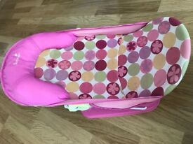Baby Carrier/Moses Basket/baby bather