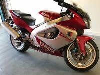 Yamaha Thunderace 1000cc Less than 9000 miles