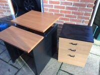 3 Piece study furniture