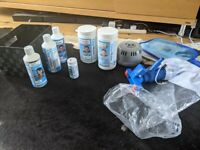 Spa chemical package – used for hot tubs + Accessories