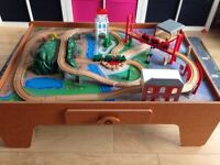 Early Learning Center - Train Table