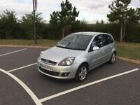 2007 FORD FIESTA 1.4 5DR ONLY 52000 MILEAGE SERVICE HISTORY NEW MOT