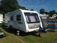 6 berth Elddis crusader tempest EB touring caravan