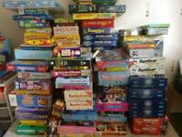Tons of board games