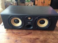Bowers And Wilkins B&WCC6 120 WattCentre Speaker pre Owned in Great Condition BL2 Bolton