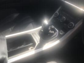 LAND ROVER RANGE ROVER EVOQUE 2.2 6 SPEED MANUAL GEARBOX 2013 19K 224DT