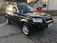 Land Rover freelander 2ltr td4 HSE full leather 1 owner FSH facelift model
