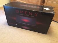 NEW Boxed HP OMEN X 35inch Curved Gaming LCD Monitor Nvidia G-Sync 100Hz UWQHD