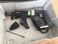 Festool autofeed drywall drill