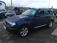 BMW X3 2.0D SPORT DIESEL - FINANCE AVAILABLE