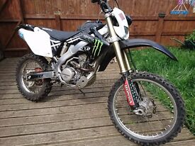 2008 Honda CRF 250 X Enduro PX and delivery possible