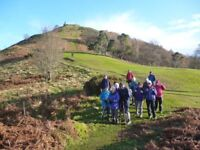 Leeds walking club. All ages and abilities. Families welcome. Travel by coach.