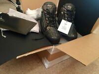 Mens Giuseppe Zanotti Croc Grey UK Size 8.5