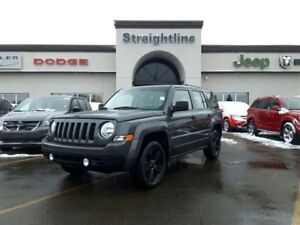 2015 Jeep Patriot ALTITUDE WITH ATTIDUDE!