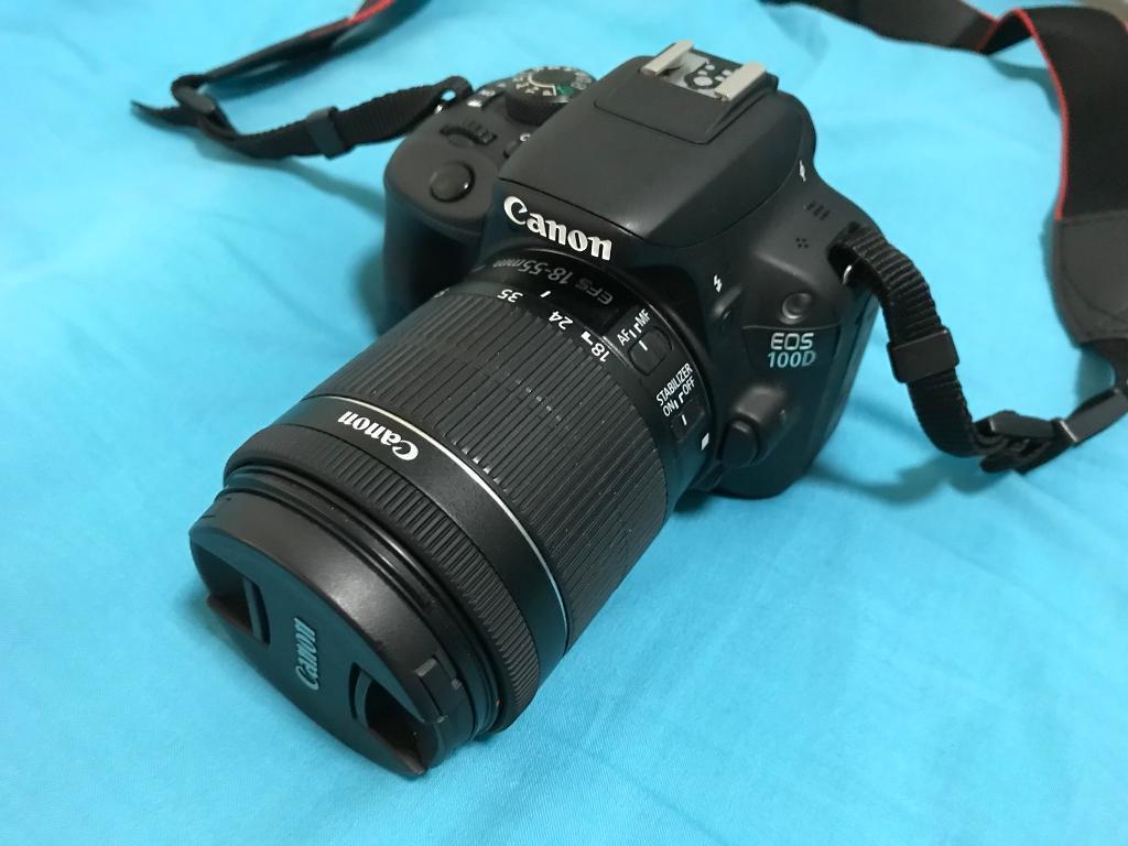 Make An Offer Canon Eos 100d Digital Slr Camera 250 Ono In Dslr