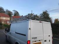Ford Transit 3 Bar Roof Rack