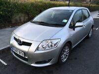 Toyota Auris - MOT until Jan-19