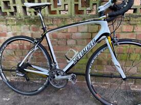 Full Carbon Specialized Roubaix ELITE Shimano 105 Road Bike in VERY GOOD Condition 56CM