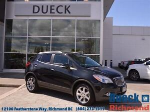 2016 Buick Encore Leather  Accident Free - Local - LOW Mileage