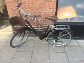 Dawes Duchess Bike Black