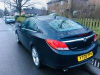 VAUXHALL INSIGNIA SAT NAV SRI 09 in excellent condition