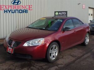 2008 Pontiac G6 SE THIS WHOLESALE CAR WILL BE SOLD AS-TRADED! IN
