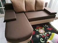 Corner Sofa Bed. Was £850 now only £300 *Free Delivery*