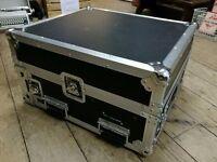Protex Road Case DJ Musician Stage Gear flight case hard case