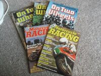 Old Motorcycle magazines