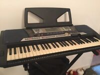 Yamaha electric keyboard model PSR-540